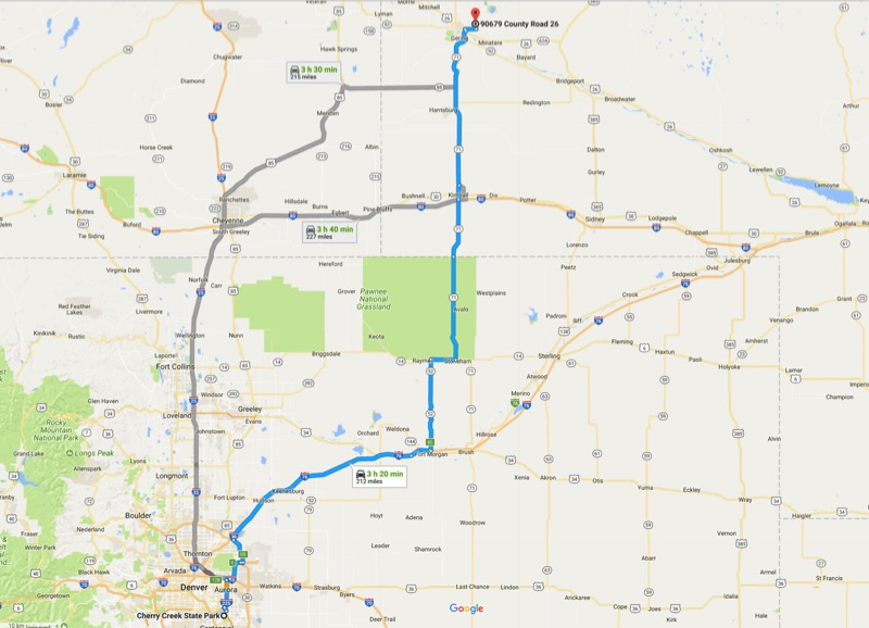 Cherry Creek State Park Motoring Across America Travel Blog